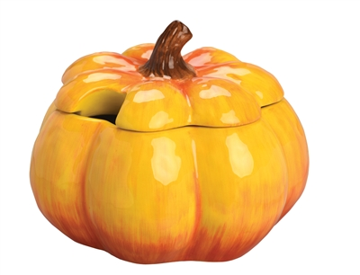 Pumpkin Soup Tureen Bowl